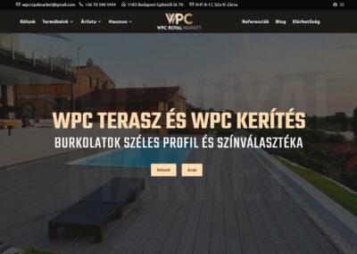 WPC Royal Market